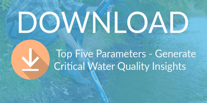 Are You Monitoring the Right Top 5 Water Quality Parameters?