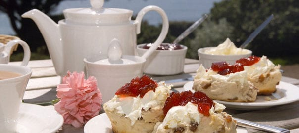 sutterton cream teas