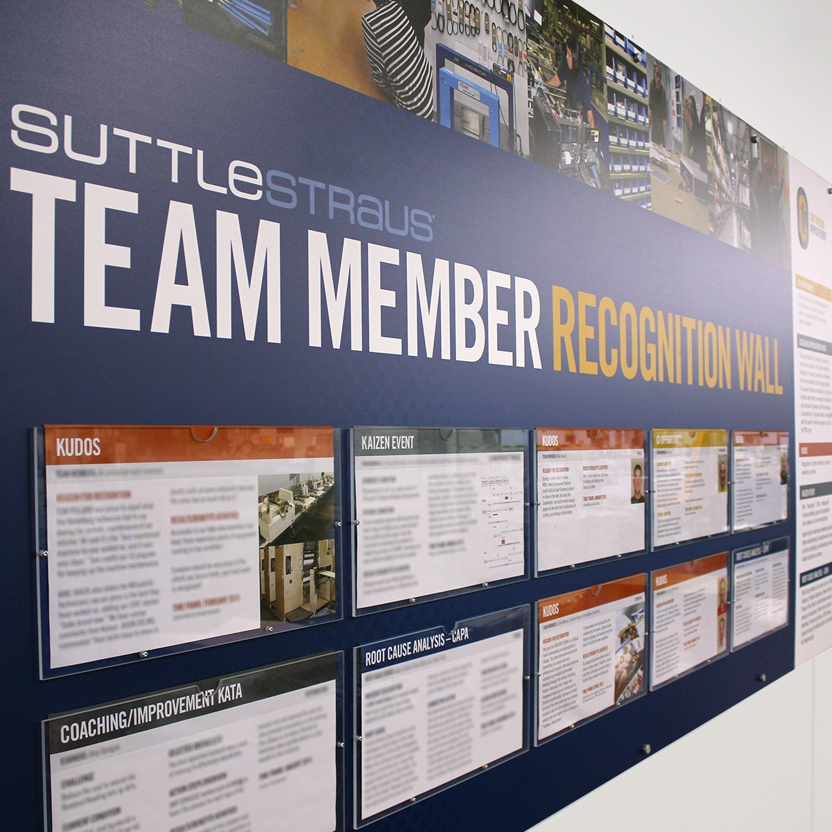 Employee Recognition Board