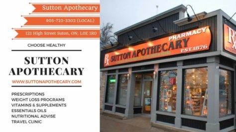 Sutton Apothecary