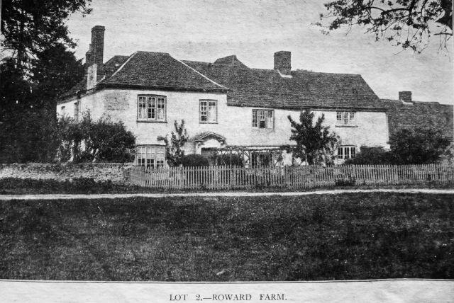 Roward Farm, Draycot Cerne
