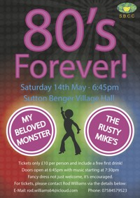 80s Forever Band Night