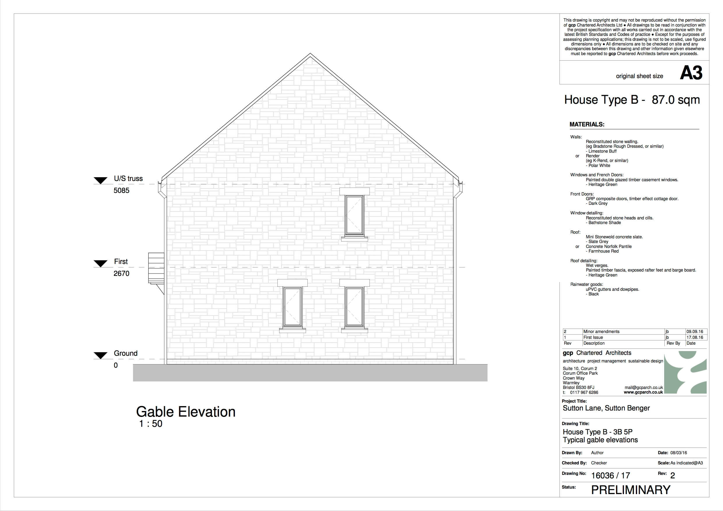 Stonewater HTB Elevations