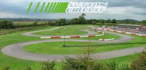Sutton Circuit Leicestershire Outdoor Go Karting Venue