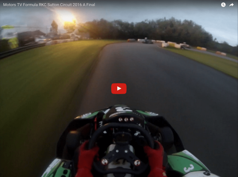 Sutton Circuit Leicestershire Karting Circuit on Motors TV