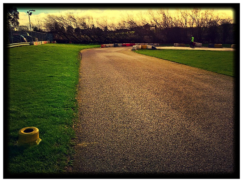 Turn One - Sutton Circuit Leicestershire