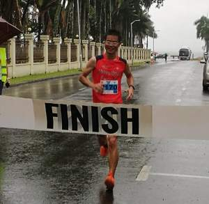 Men Suva10K Winner: Kiyo Akiha - 46:05