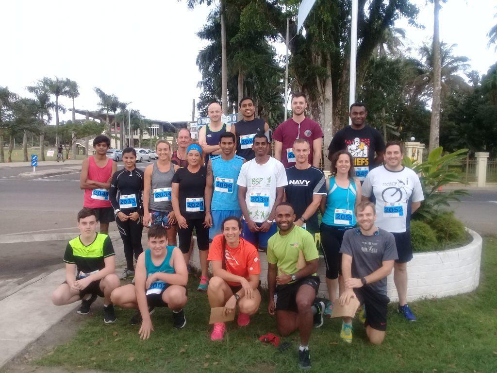 Social Saturday Run - 5km & 10km - 7th October 2017