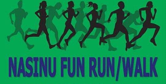 Nasinu Fun Run/Walk - Saturday 20th January, 2018