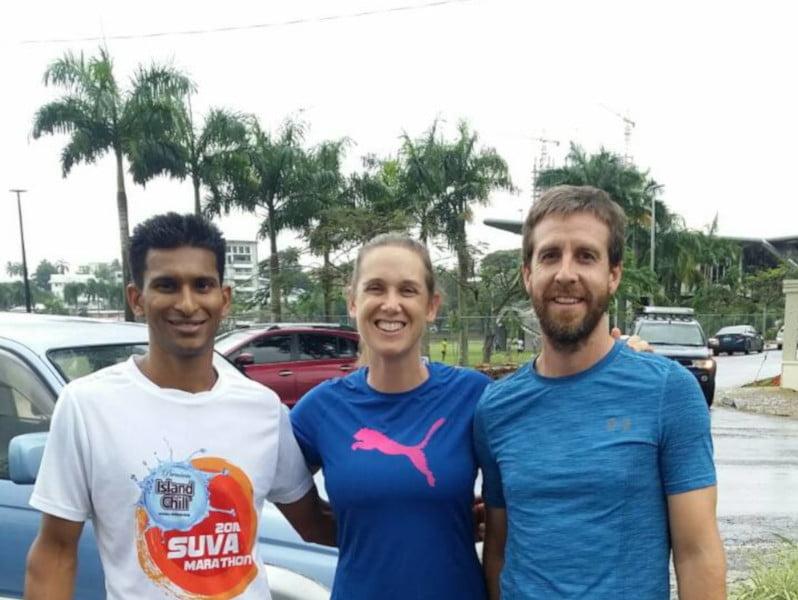 15-11-18 Suva Marathon Club Tuesday runs
