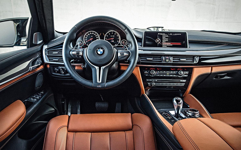 Comparison  BMW X6 M 2017  vs  Land Rover Range Rover 2016  SUV Drive