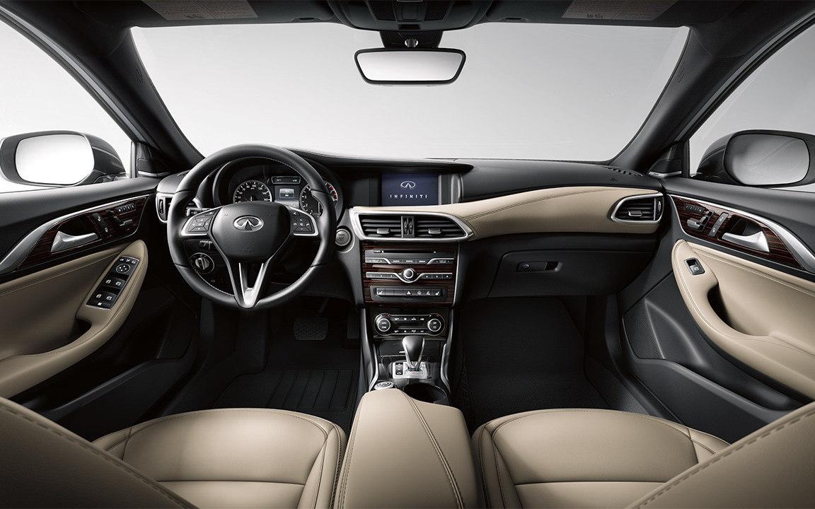 Comparison Infiniti QX30 Premium 2018 Vs Toyota CHR