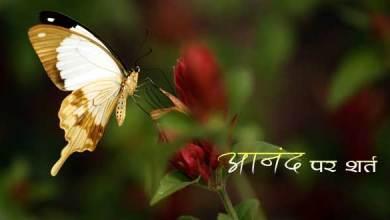 Photo of आनंद पर शर्त