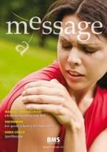 2011-11 #05 Message - voorkant