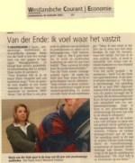 Westlandse Courant 2005