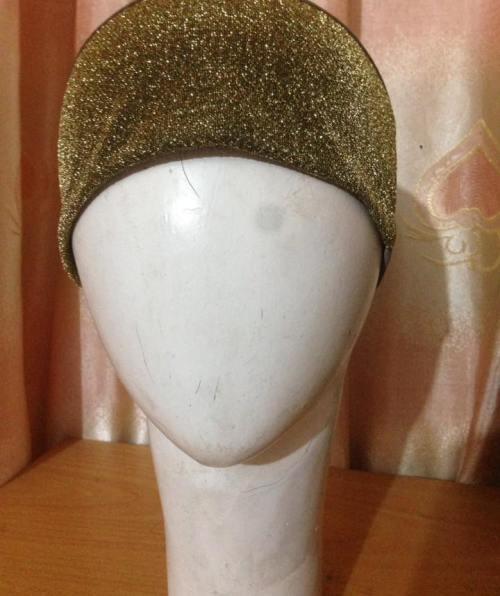 Shimmer Under Cap – Olive Green
