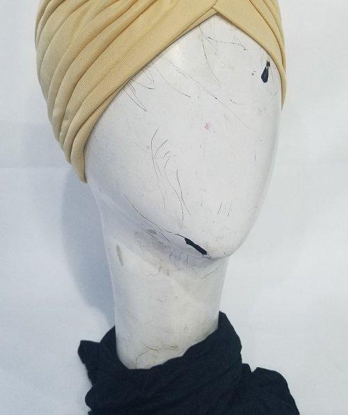 Turban Underscarf – Fawn