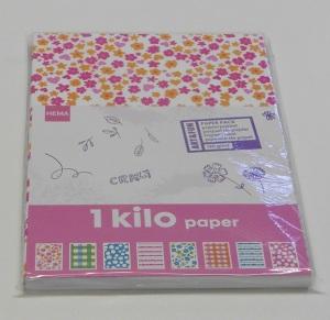 Shoplog Xenos, Hema en Kruidvat design papier