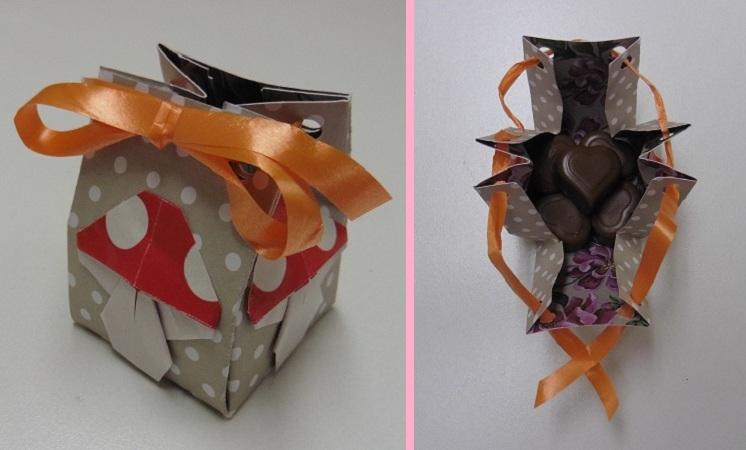 inpakken-speciaal-dooszakje met paddenstoelen