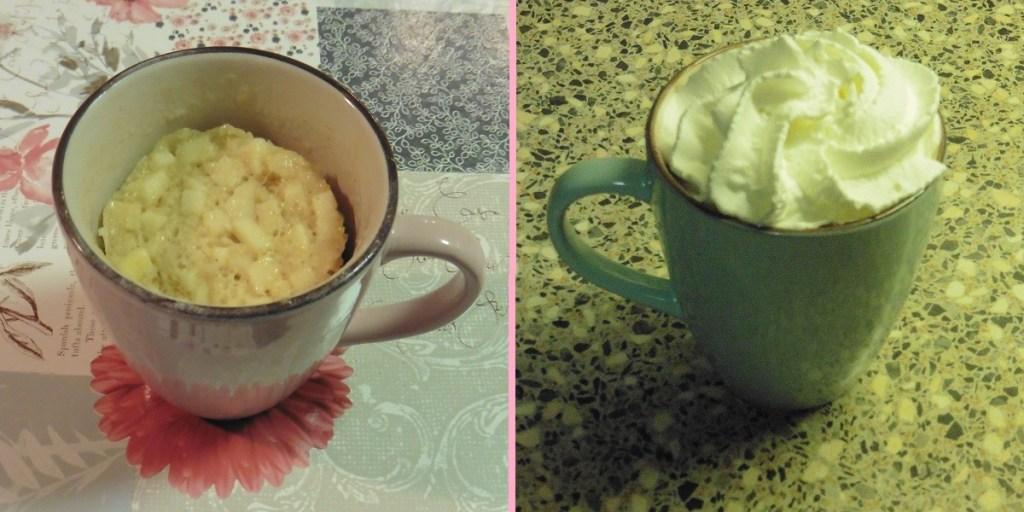 mokcake appel kaneel en choco