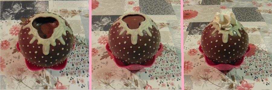 chocolade-kerstbal-bijna-klaar