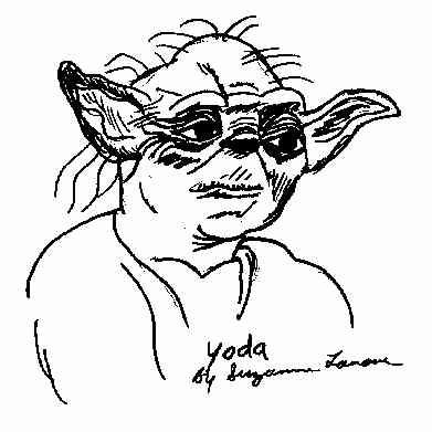 Yoda clip art