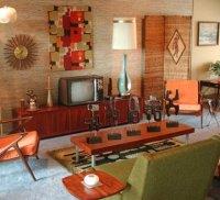 SuZanna Anna Mid Century Inspired Abstract Modern Wall Art ...