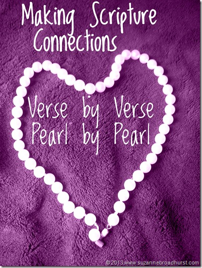 Making Connections Verse by Verse