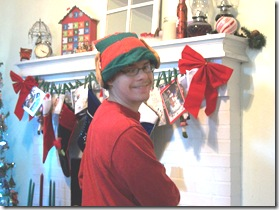 The Elf of the Family