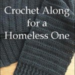 Crochet for a Cause: Simple Scarf for a Homeless One