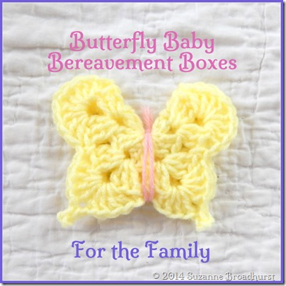 Butterfly Bereavement Boxes