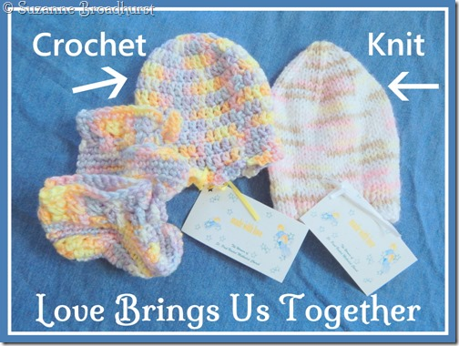 Crochet & Knit_Love Brings Us Together
