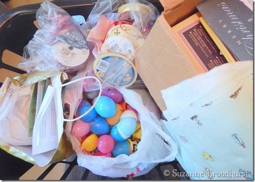 Craft Supply Donations from Westside Chapel