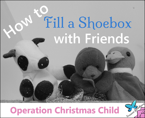 How to Fill a Shoebox with Friends