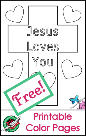 printable coloring books for operation christmas child