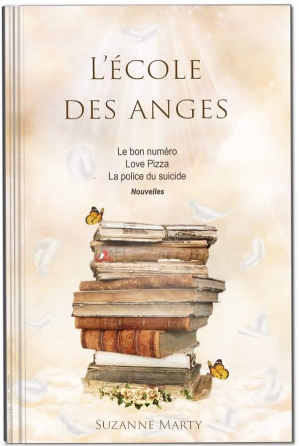 Couverture du livre L'école des anges