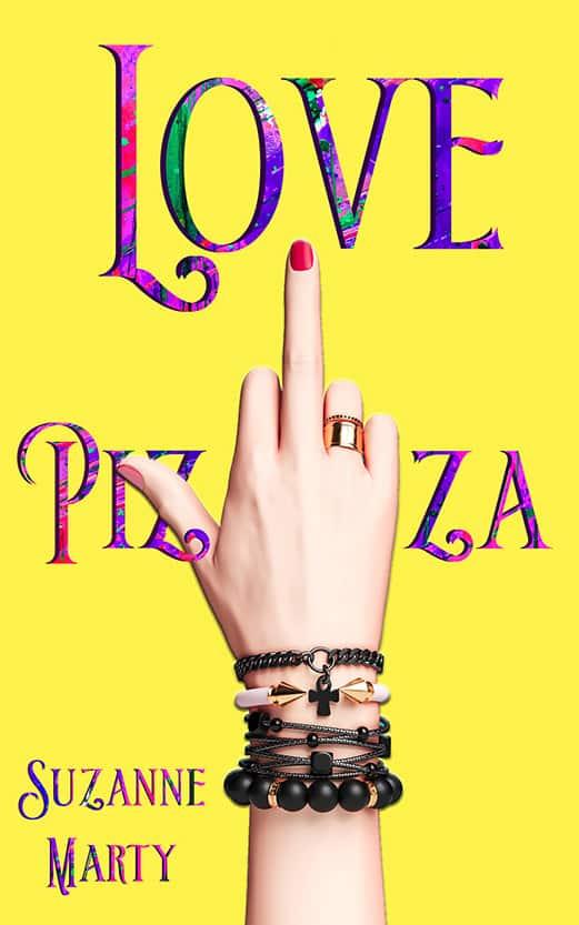 Couverture de la nouvelle Love Pizza