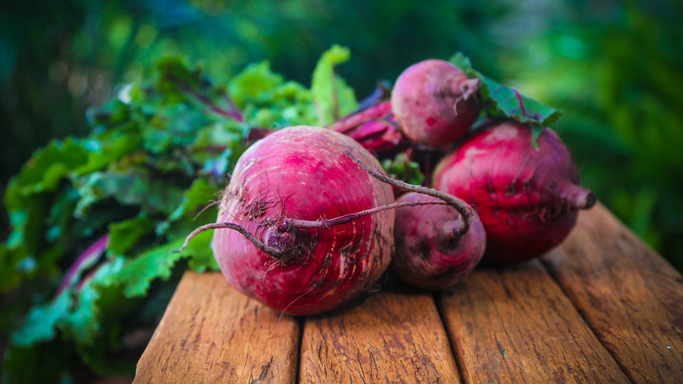 Beet This – Blood Pressure Lowered By Beetroot