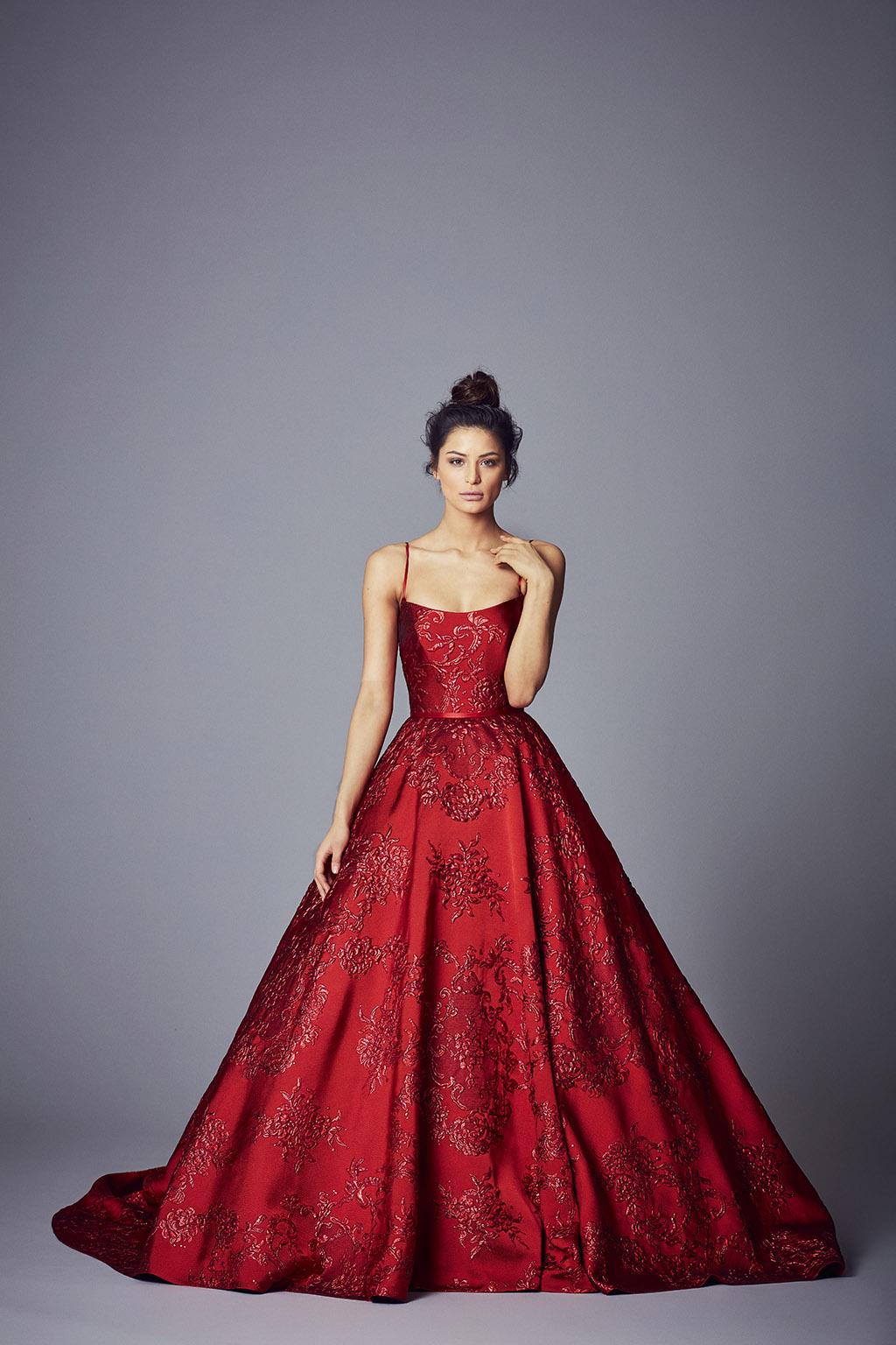 Valentina  Evening Wear