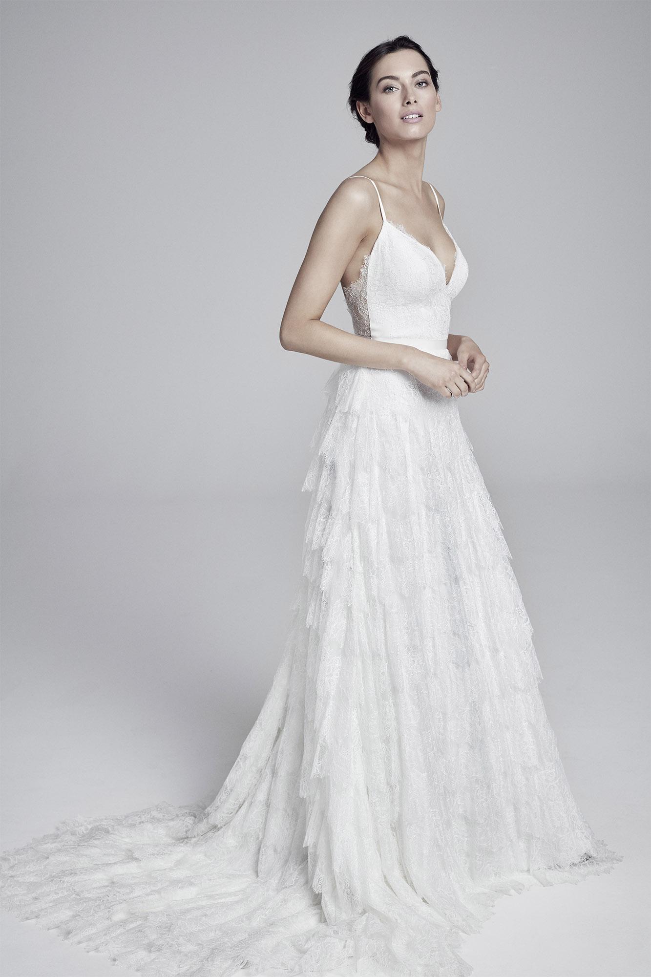 Anais  Collections 2019 Lookbook  UK designer wedding