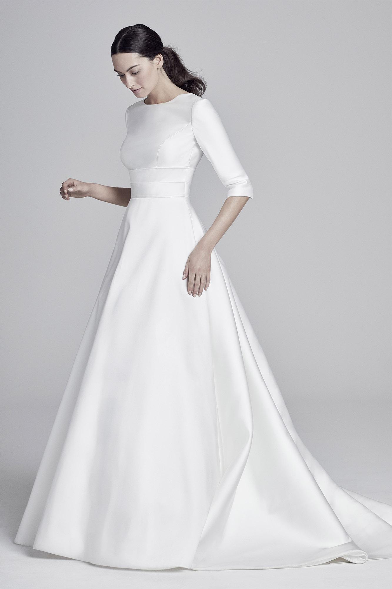 Layla  Collections 2019 Lookbook  UK designer wedding