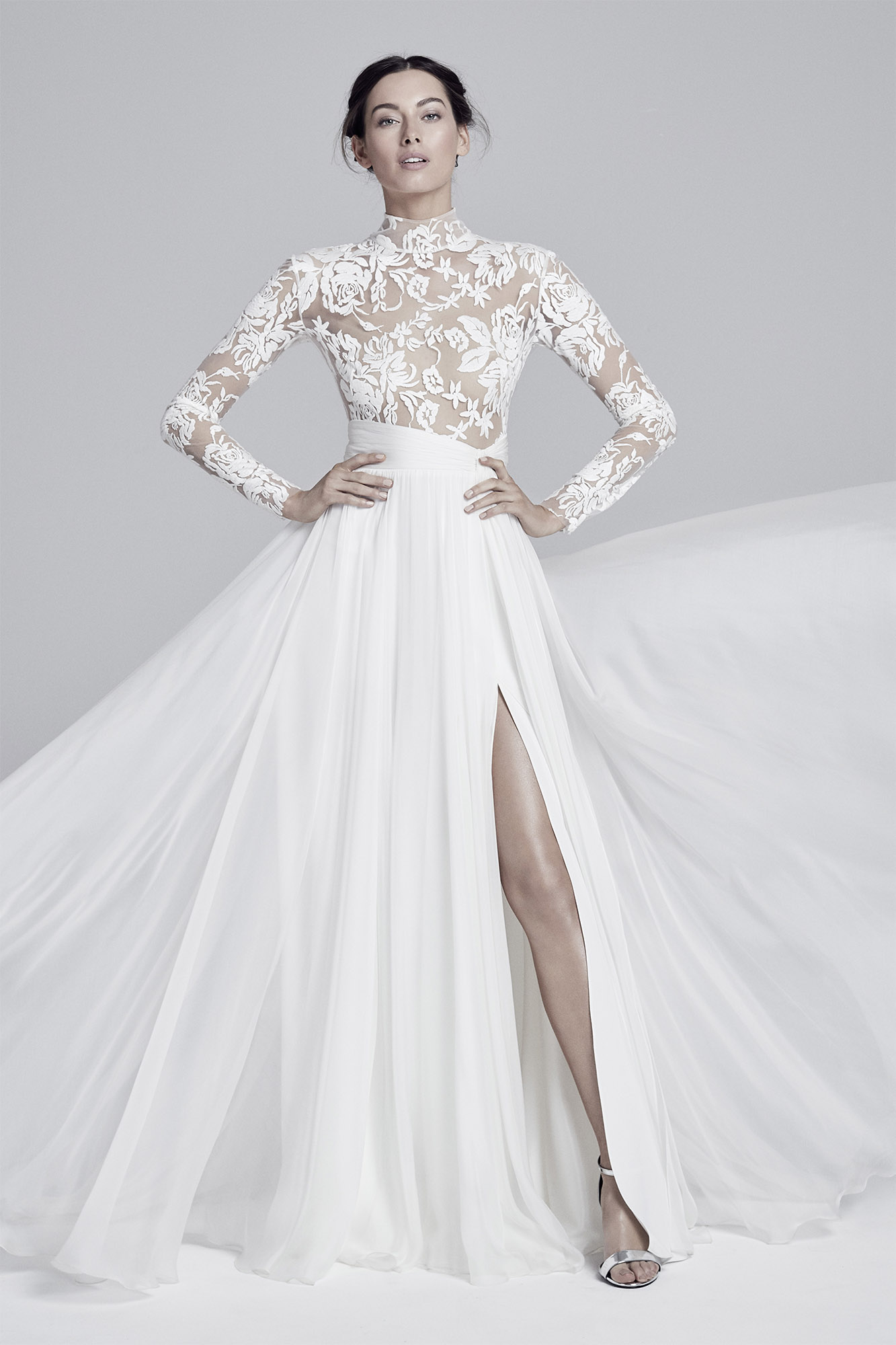 Luella  Collections 2019 Lookbook  UK designer wedding dresses