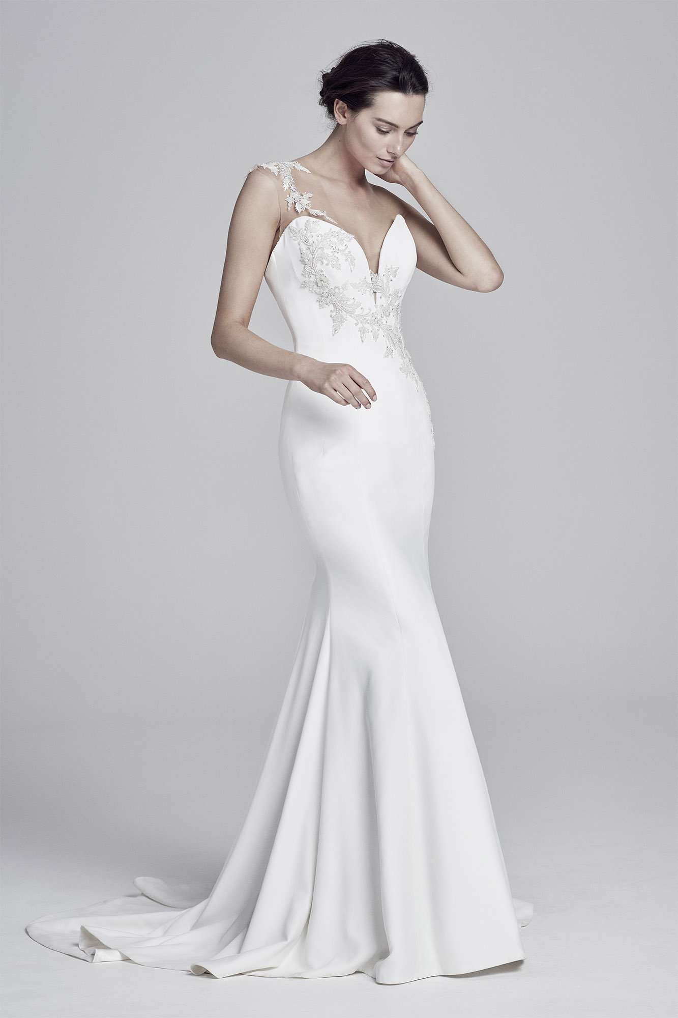 Ophelia  Collections 2019 Lookbook  UK designer wedding dresses
