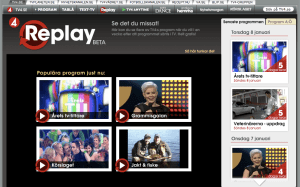 tv4-replay
