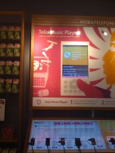 telia music player