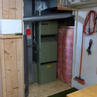 Our New Furnace