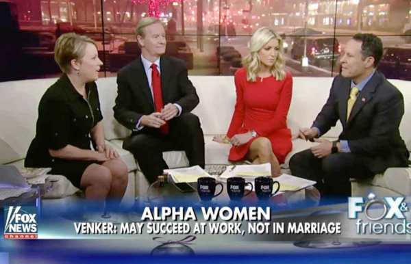 Alpha Females on Fox and Friends