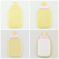Baby Bottle Cookies  Suz Daily