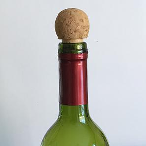 a tequila bottle cork makes a great wine bottle stopper