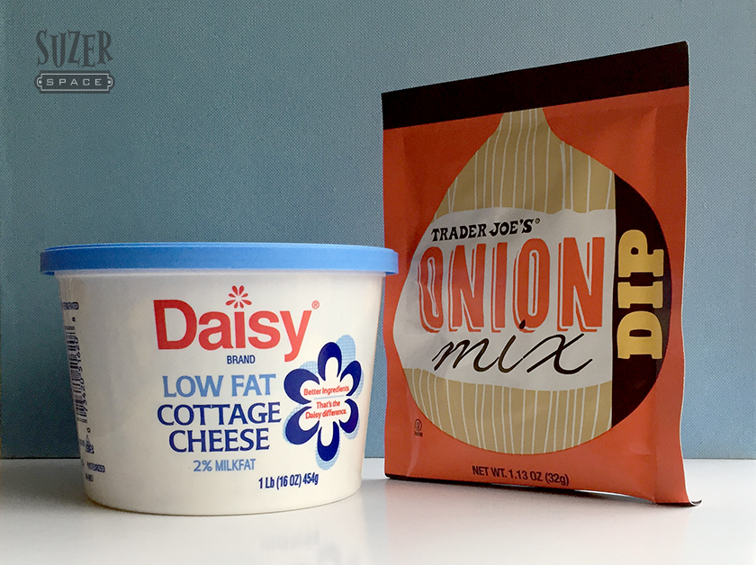Healthier Onion Dip Mix